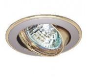 Точечный светильник IMEX 0008.1332 G/PN/G, 0008.1332