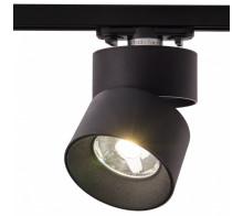 Трековый светодиодный светильник 30W 4200K 0010.2168 однофазный