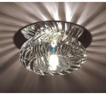 Светильник встраиваемый IMEX IL0017.6403 CH прозрачный