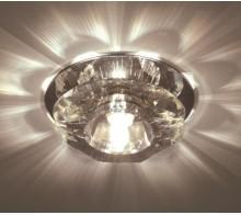 Светильник встраиваемый IMEX IL0017.6603 CH прозрачный