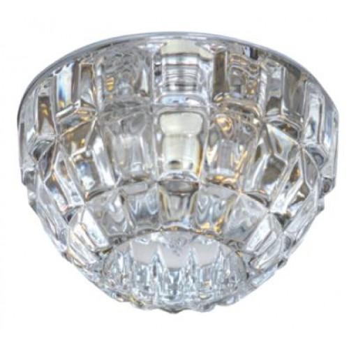 Светильник встраиваемый IMEX 0018.2303 CH прозрачный