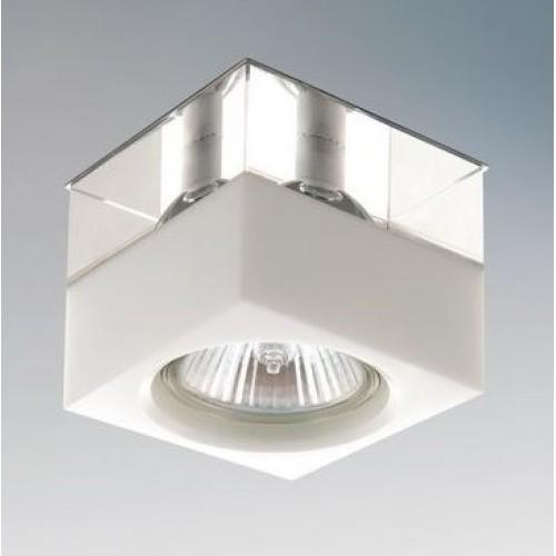Точечный светильник LIGHTSTAR 004146 META QUBE CR-BIANCO