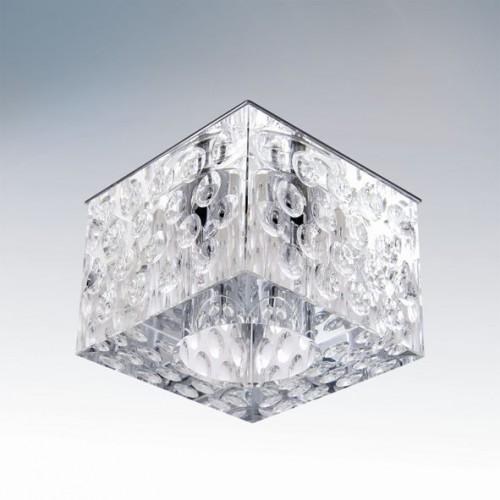 Точечный светильник LIGHTSTAR 004160 BOLLA QUBE CR