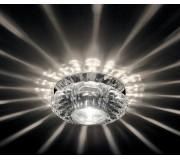 Точечный светильник LIGHTSTAR 004514 BOMO CR, 004514