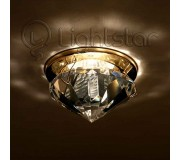 Точечный светильник LIGHTSTAR 009004 DIAMO HI CR, 009004