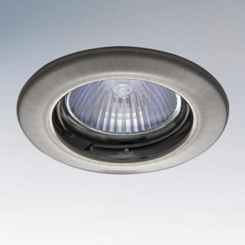 Точечный светильник LIGHTSTAR 011075 TESO