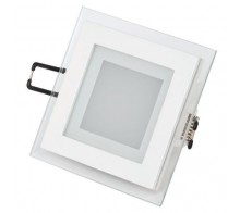 Светильник светодиодный встраиваемый HOROZ 6W 6400K белый