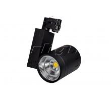 Светильник трековый LGD-520BK-30W-4TR