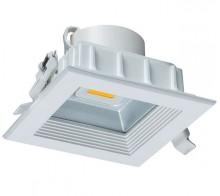 Светильник светодиодный встраиваемый UNIEL ULT-D02B-8W/WW WHITE