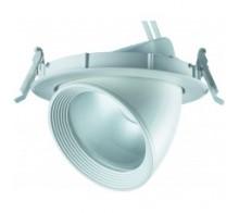 Светильник светодиодный встраиваемый UNIEL ULK-M01A-8W/WW WHITE