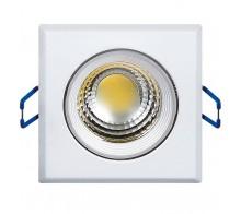 Светильник светодиодный точечный UNIEL ULM-S62A-5W/NW WHITE