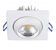 Светильник светодиодный точечный UNIEL ULM-S64A-5W/NW WHITE