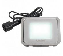 Светильник светодиодный встраиваемый UNIEL ULE-S06-0,5W/NW SILVER