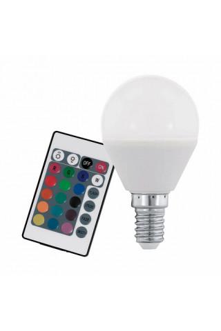 Лампа диммируемая светодиодная Eglo 10682 E-14 4W 3000K