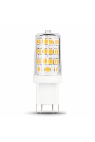 Лампа диммируемая светодиодная Gauss 107309103 G9 3W 2700K