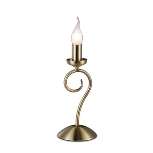 Настольная лампа ODEON 1297/1T SANDIA, 1297-1T