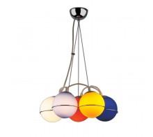 Светильник для детской ODEON 1345/5 IXORA