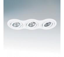 Точечный светильник LIGHTSTAR 214236 INTERO 16