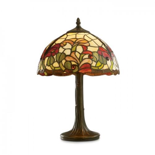 Настольная лампа ODEON 2268/1T FLORA, 2268-1T
