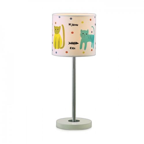 Светильник для детской комнаты ODEON 2279/1T СATS, 2279-1T