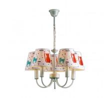 Светильник для детской комнаты ODEON 2279/5 СATS