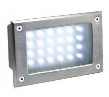 Встраиваемый светильник SLV 229122 BRICK 24 LED