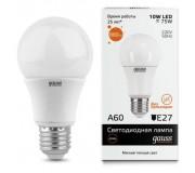 Лампа светодиодная GAUSS 23210, 23210