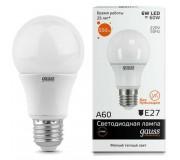 Лампа светодиодная GAUSS 23216, 23216