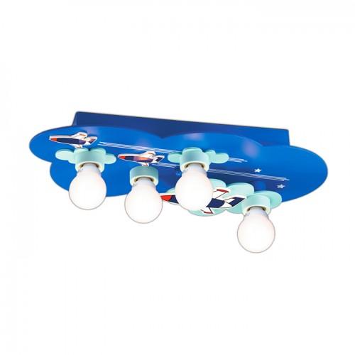 Светильник для детской ODEON 2440/4C AIRCY