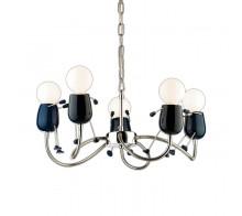 Светильник для детской ODEON 2582/5 RIKO BOY