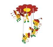 Потолочный светильник для детской ODEON 2804/5C APE, 2804/5C