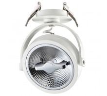 Светильник трековый светодиодный 15Вт 4000К черный 357550 SELENE