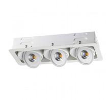 Светодиодный встраиваемый светильник NOVOTECH 357579 Gesso