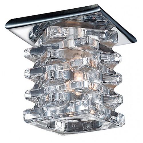 Точечный светильник NOVOTECH 369375 CRYSTAL , 369375
