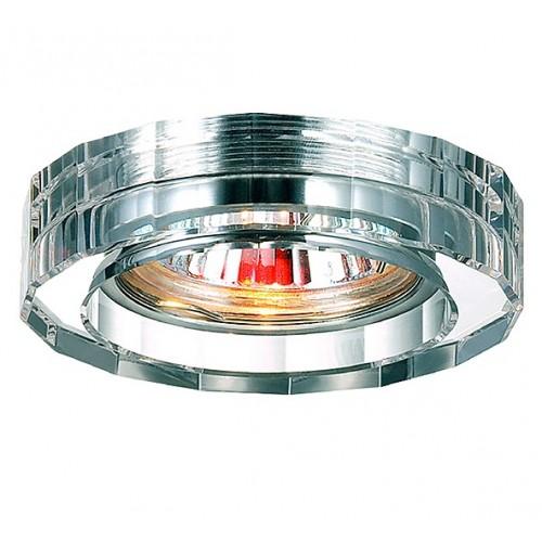 Точечный светильник NOVOTECH 369487 GLASS, 369487