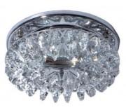 Светильник встраиваемый IMEX IL0017.3903 CH прозрачный, IL0017.3903