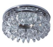 Светильник встраиваемый IMEX IL0017.3903 CH прозрачный