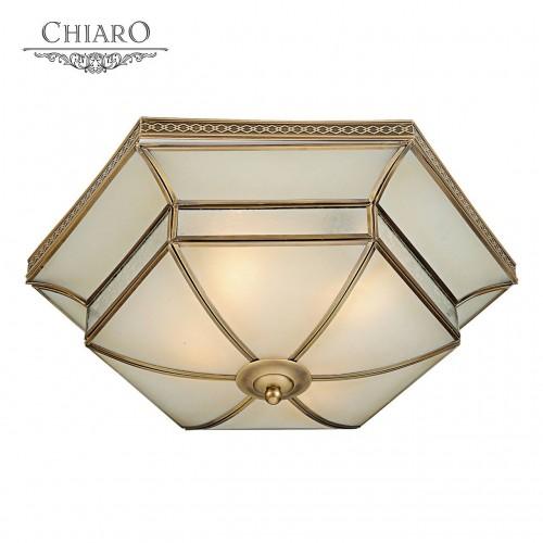 Светильник потолочный CHIARO 397010204 МАРКИЗ