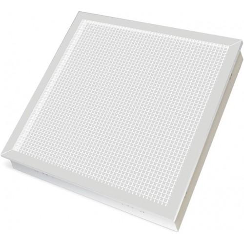 Светодиодная панель ASD LP-ECO-ПРИЗМА 36Вт 6500К 595х595х25 мм без ЭПРА белая