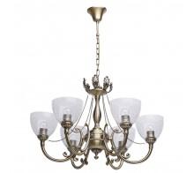Люстра подвесная MW-Light Аманда 481011506