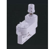 Адаптер светильника на трехфазный трек 4TRA белый
