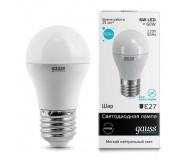Лампа светодиодная GAUSS 53226, 53226