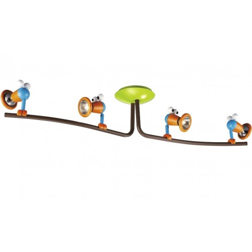 Потолочный светильник MASSIVE 56314/55/10 BIRDEY