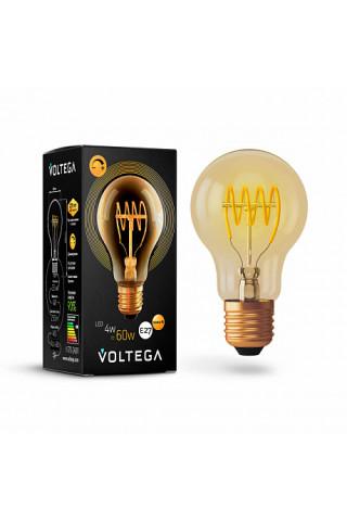 Лампа диммируемая светодиодная Voltega 7077 Е27 4W 2800K