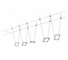 Струнные светильники PAULMANN 941.11 QUADLED 5X4W