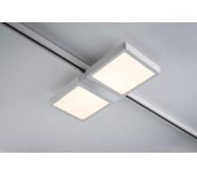 Светильник трековый PAULMANN 953.10 URail LED panel Double 8 W