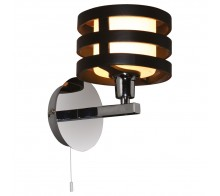 Бра ARTE LAMP A1326AP-1BK RING