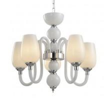 Люстра подвесная ARTE LAMP A1404LM-5WH LAVINIA