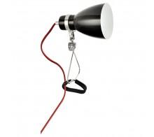 Настольная лампа ARTE LAMP A1409LT-1BK DORM
