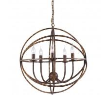 Люстра подвесная ARTE LAMP A1703SP-5BR KOPERNIK